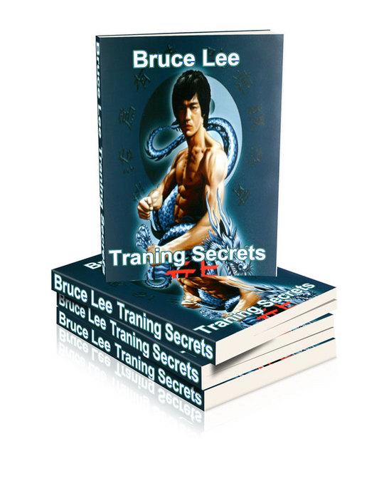 Thumbnail Bruce Lee  Traning Secret