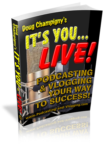 Thumbnail Its you live -podcasting & vlogging your way to success