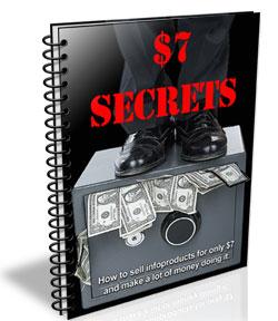 Thumbnail $ 7  Secrets