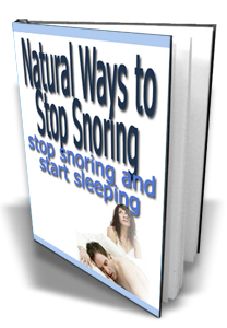 Thumbnail Natural solutions for your snoring nightmare