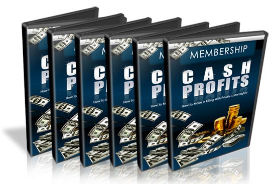Thumbnail ***Membership CashProfits ***