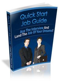 Thumbnail Quick Start Job Guide