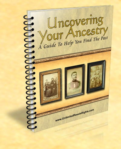 Thumbnail Uncovering your Ancestry