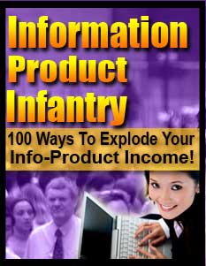 Thumbnail Information product Infantry