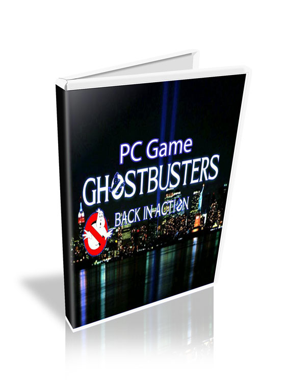 Ghost Busters 3D PC Game