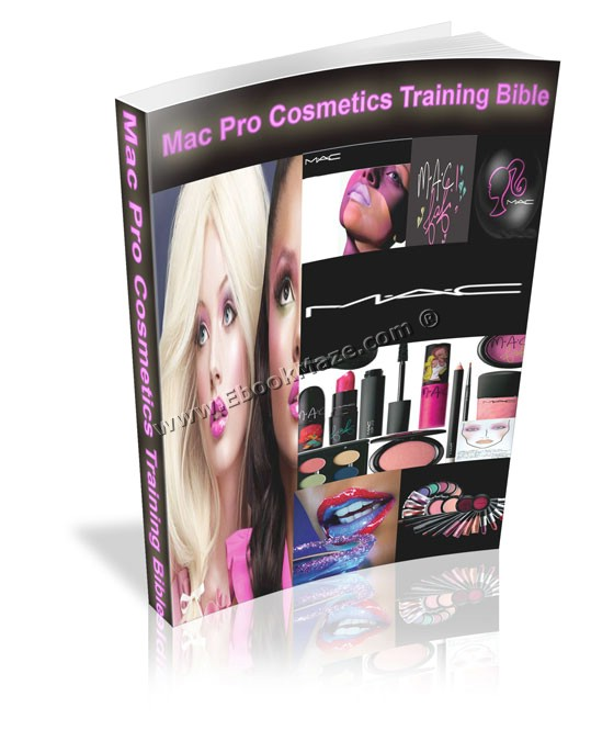 MAC Cosmetics Training Manual Bible EBOOKS
