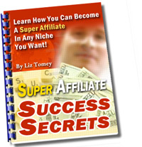 Thumbnail SUPER AFFILIATE SUCESS SECRETS