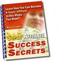 Thumbnail SUPER AFFILIATE SUCESS SECRETS