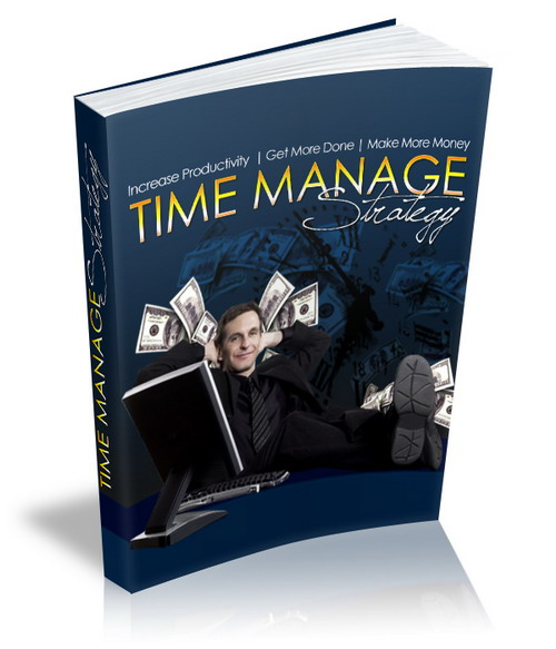 Thumbnail Time Manage Strategy**** Get More Done