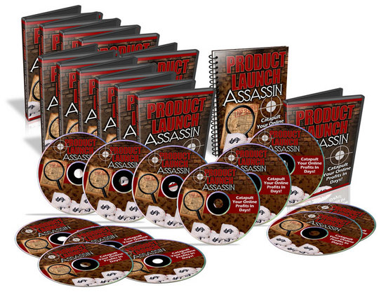 Pay for **NEW** Product Launch Assassin