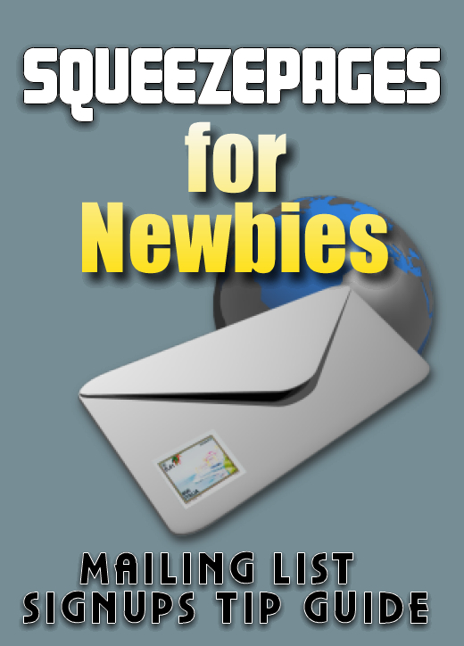 Thumbnail Squeezepages for Newbies Guide