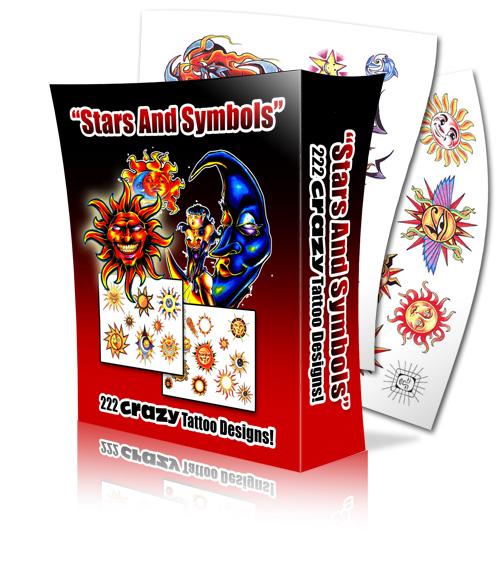 Pay for Star And Symbols Tattoos| 222 Crazy Tattoo Designs