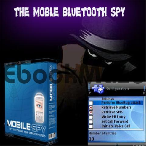 Thumbnail The Mobile BlueTooth Spy