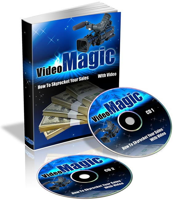 Thumbnail how to skyrocket your sales with video| video magic