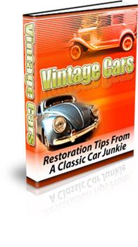 Thumbnail Vintage Cars