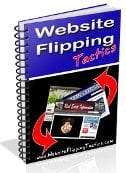 Thumbnail **NEW** Website Flipping Tactics