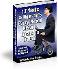Thumbnail New! 17 Skills & How To Every resell rights newbie