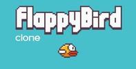 Thumbnail Flappy Bird clone