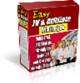 Thumbnail NEW! Easy JV & Affiliate Manager Script - Powerful JV Management Software