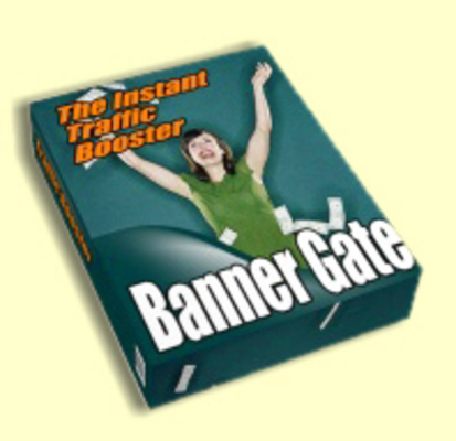 Pay for    Banner Gate - Instant Traffic Booster Script