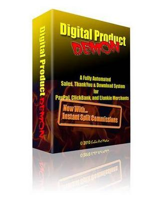 Pay for Digital Product Demon - WP Plugin Scripts