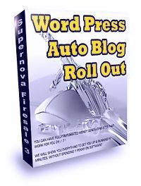 Pay for Word Press - Auto Blog Income Script