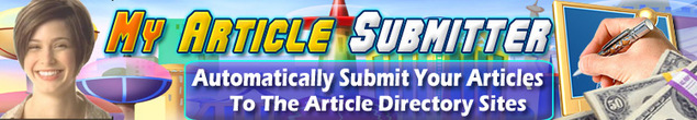 Pay for Article Submiter - Now You Can Drive Insane Traffic To Your Web Site Using The Magic of Article Submission...