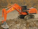 Thumbnail HITACHI EX1200-6 HYDRAULIC EXCAVATOR Operator Manual (SN: 001001 and up)