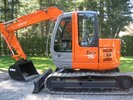 Thumbnail HITACHI ZAXIS 75US EXCAVATOR Operator Manual