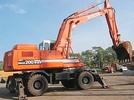 Thumbnail DAEWOO DOOSAN SOLAR 200W-Ⅲ Wheeled Excavator Service Parts Catalogue Manual