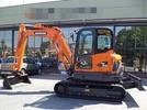 Thumbnail DAEWOO DOOSAN DX63-3 Mini Crawler Excavator Service Parts Catalogue Manual