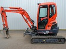Thumbnail KUBOTA U10, U20, U35, U45 MICRO EXCAVATOR Service Repair Workshop Manual