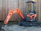 Thumbnail KUBOTA U15, U15-3 MICRO EXCAVATOR Service Repair Workshop Manual