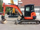 Thumbnail KUBOTA U48-4, U55-4 EXCAVATOR Service Repair Workshop Manual