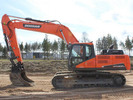 Thumbnail DAEWOO DOOSAN DX300LC-3 (DI EXP) CRAWLER EXCAVATOR Service Parts Catalogue Manual