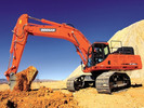 Thumbnail DAEWOO DOOSAN DX490LC-3 CRAWLER EXCAVATOR Service Parts Catalogue Manual