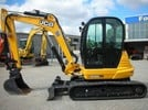Thumbnail JCB 8065 RTS MINI CRAWLER EXCAVATOR Parts Catalogue Manual (SN: 01537500-01538309)