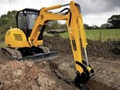 Thumbnail JCB 8040 ZTS TIER 3 MINI CRAWLER EXCAVATOR Parts Catalogue Manual (SN: 01056445-01056999)
