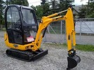 Thumbnail JCB 8016 MINI CRAWLER EXCAVATOR Parts Catalogue Manual (SN: 01155000-01155999, 01505500-01506499)