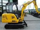 Thumbnail JCB 802.7 SUPER MINI CRAWLER EXCAVATOR Parts Catalogue Manual (SN: 00747211-00747372)