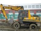 Thumbnail JCB JS150W Wheeled Excavator Parts Catalogue Manual (SN: 00718001-00718499)