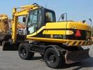 Thumbnail JCB JS175W Wheeled Excavator Parts Catalogue Manual (SN: 00885004-00885216)