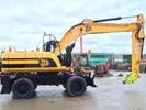 Thumbnail JCB JS200W Wheeled Excavator Parts Catalogue Manual (SN: 00809001-00809116)