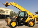 Thumbnail JCB 540 Telescopic Handlers (Loadall) Parts Catalogue Manual (SN: 00768740-01016568)