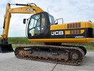 Thumbnail JCB JS220 Tracked Excavator Parts Catalogue Manual (SN: 00705001-00707999)