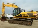 Thumbnail JCB JS240 Auto Tracked Excavator Parts Catalogue Manual (SN: 01040003-01041999)