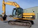 Thumbnail JCB JS160 AUTO Tracked Excavator Parts Catalogue Manual (SN: 01059000-01059999)