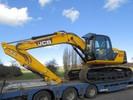 Thumbnail JCB JS180 AUTO Tracked Excavator Parts Catalogue Manual (SN: 01059000-01059999)