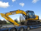 Thumbnail JCB JS180 Tier 3 Tracked Excavator Parts Catalogue Manual (SN: 01612501-01612933, 01704000-01704999)