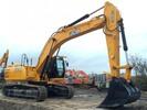 Thumbnail JCB JS300LC Tracked Excavator Parts Catalogue Manual (SN: 00712002-00712500)